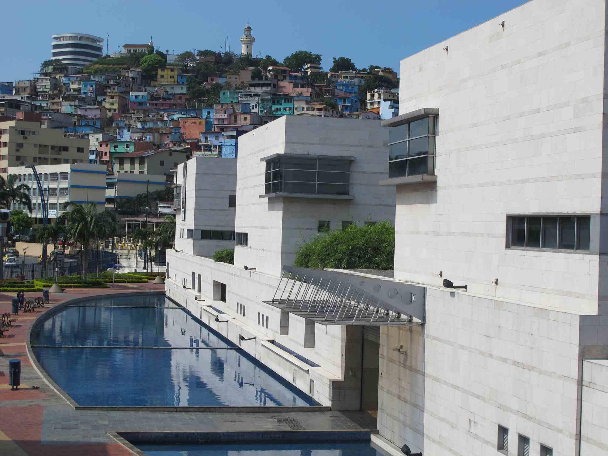 Museo Antropologico y Arte Contemporaneo