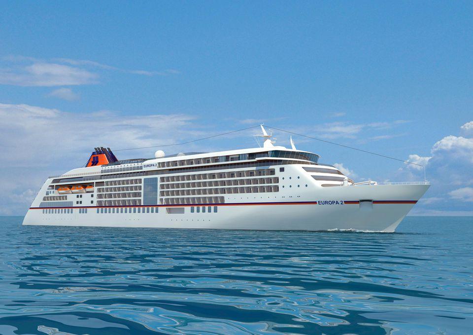 MS Europa, Hapaq-Lloyd Cruises