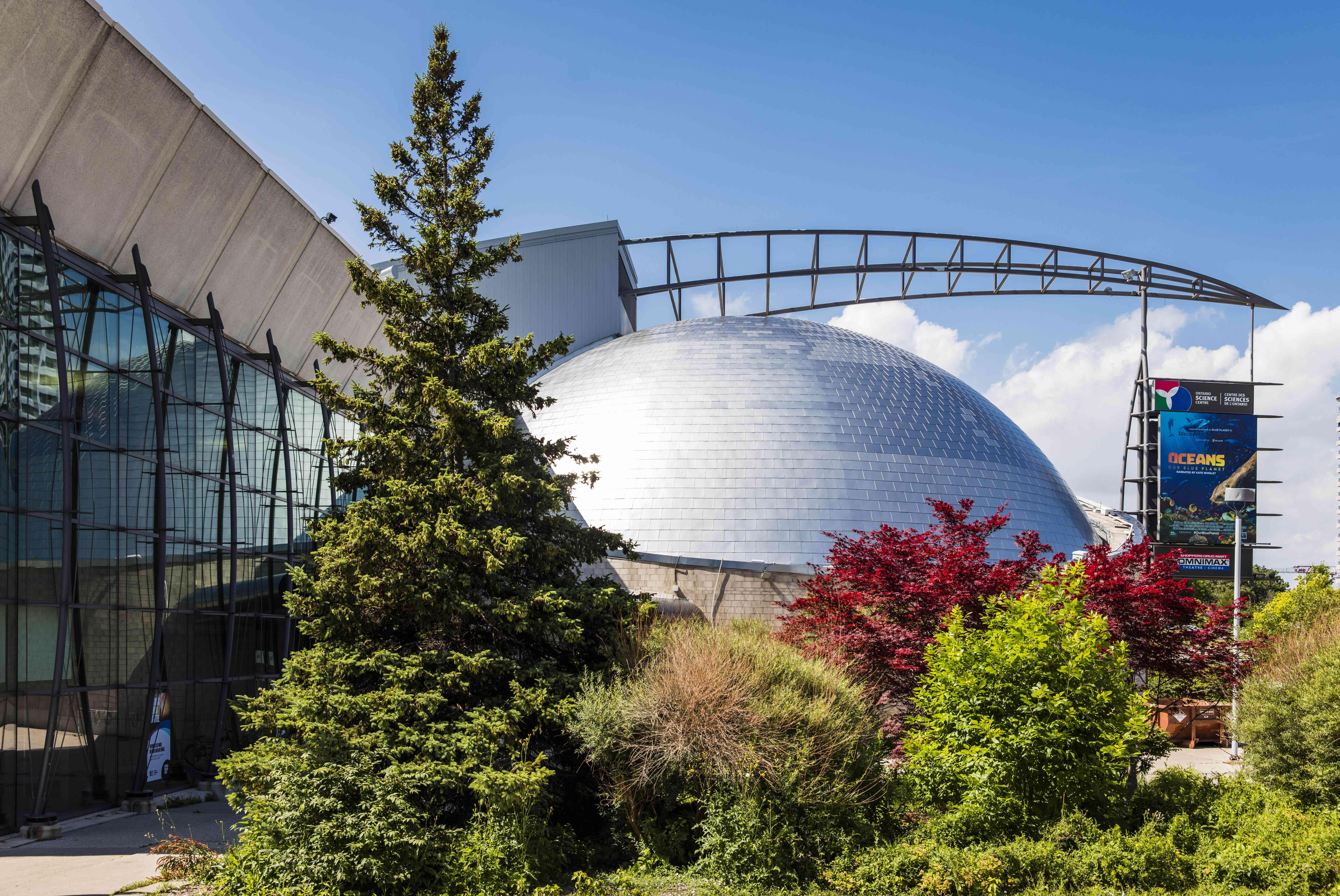 Ontario Science Center in Toronto