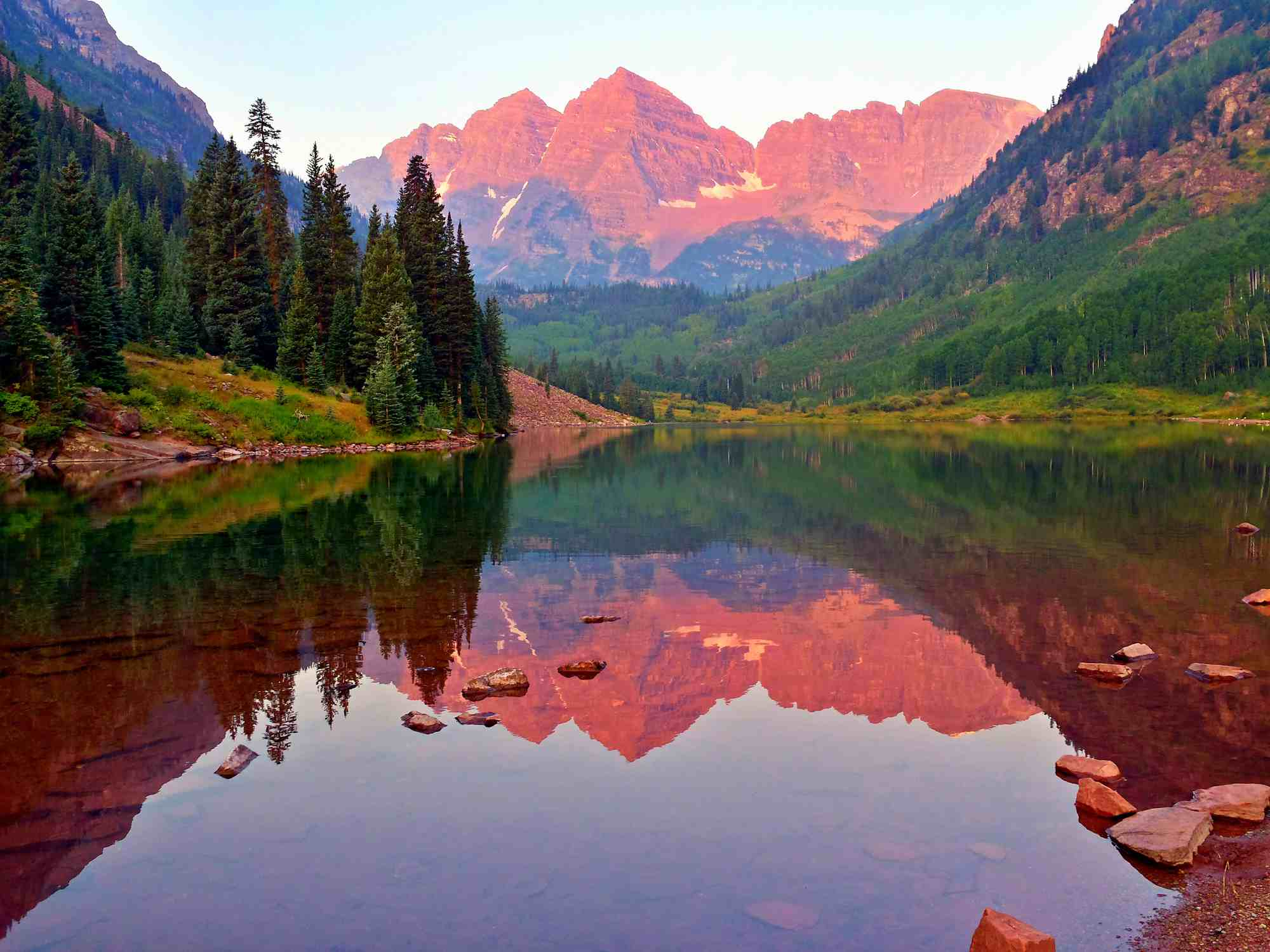 7 Beautiful Places to Go Camping in Colorado
