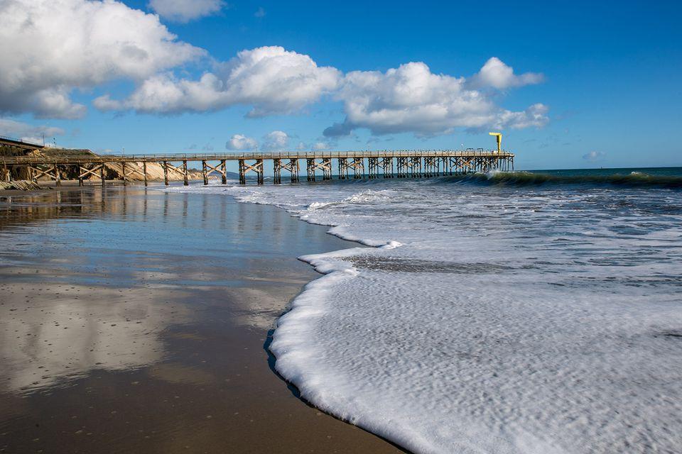 Clothing Optional Beaches In Santa Barbara County