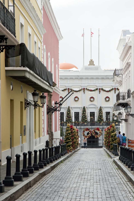 The Fortress, Christmas, San Juan