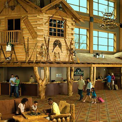 Photos of Great Wolf Lodge Indoor Water Park Resorts
