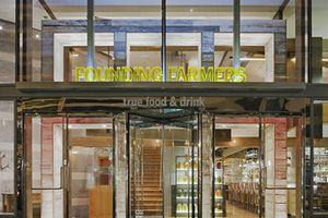 Founding Farmers facade