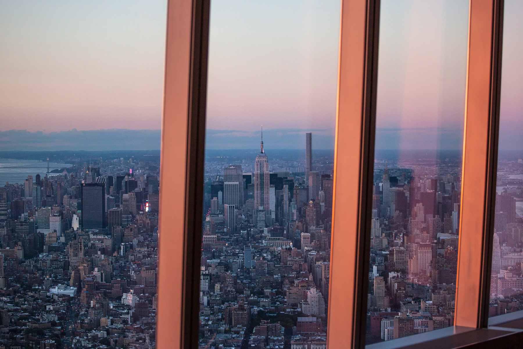 Rýchlosť datovania udalosti v New Yorku