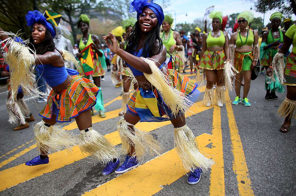 Annual West Indian Day Parade Held In Brooklyn