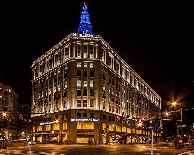 hollywood casino cleveland ohio address