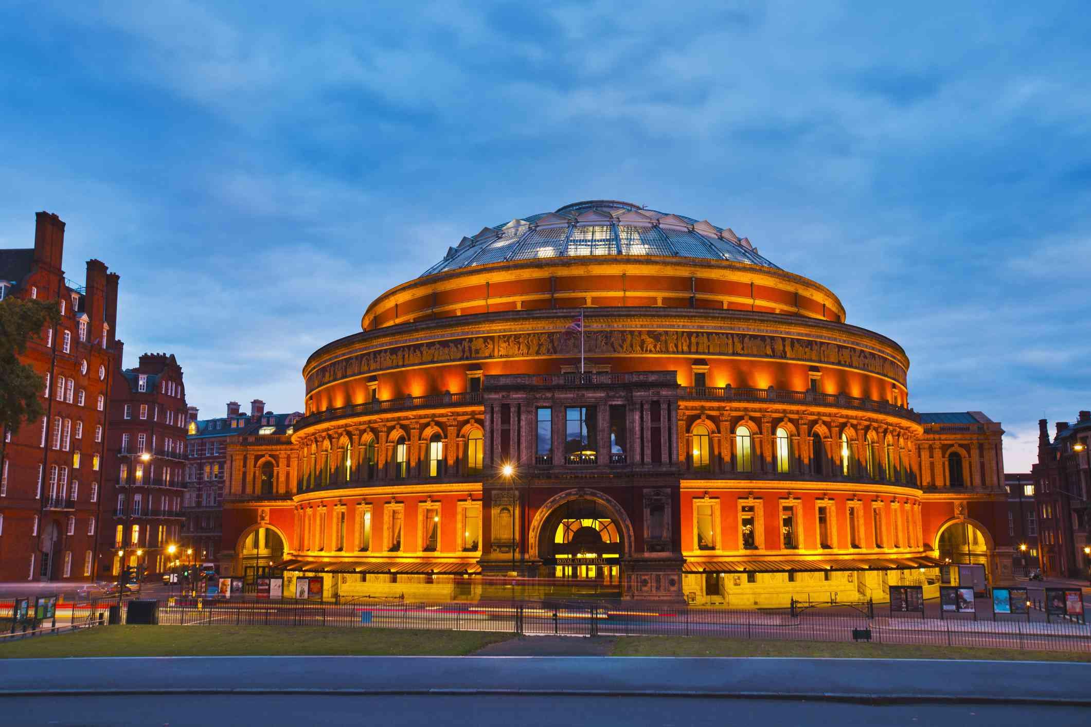 Royal Albert Hall, Kensington, London,