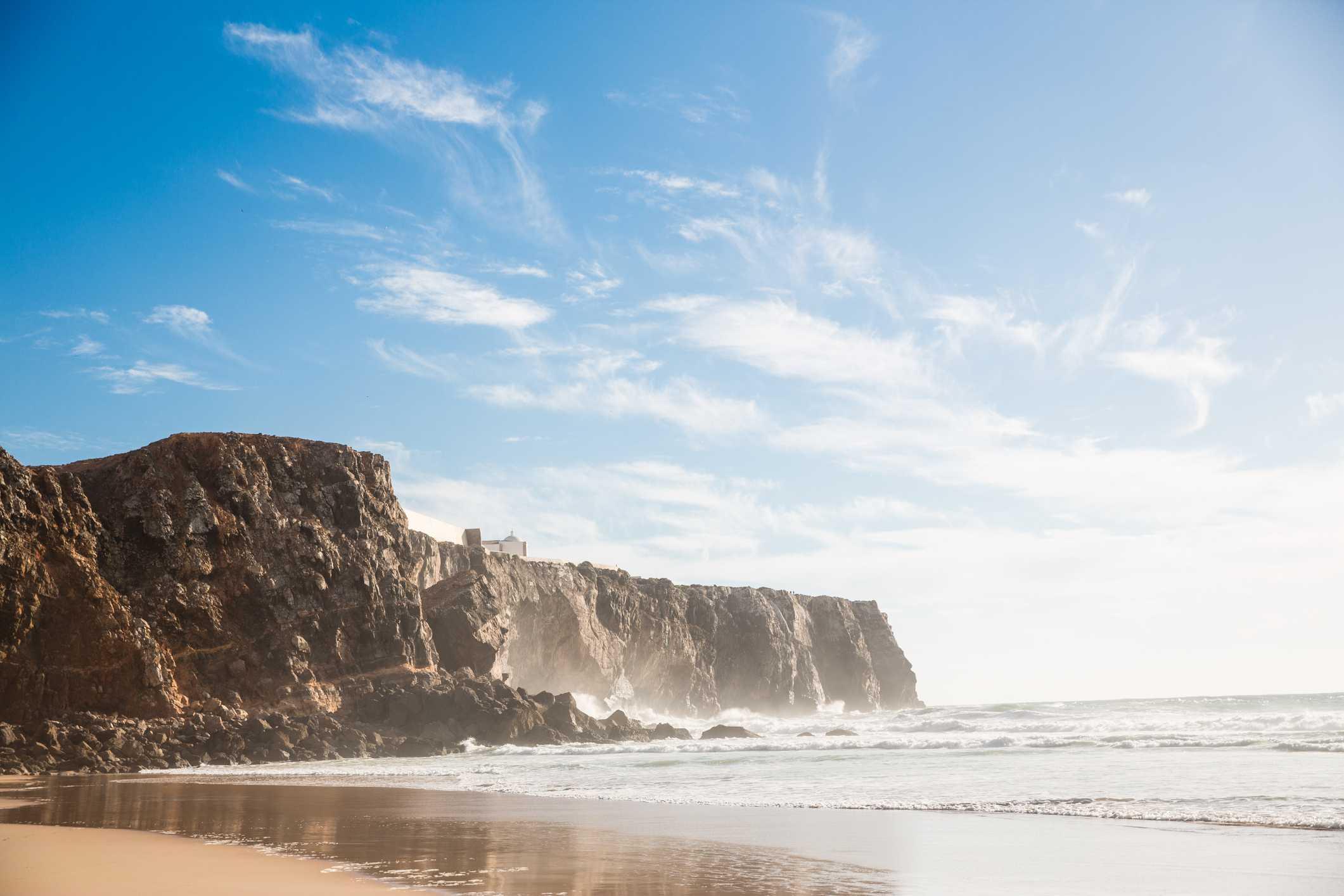 Playa, Sagres