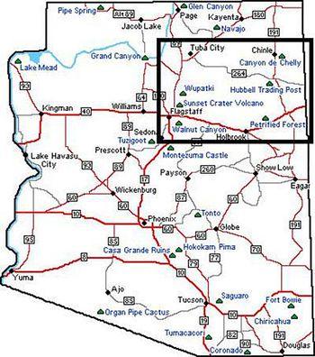 Arizona S Hidden And Secret Canyons