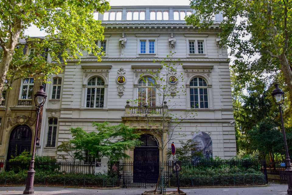 Musée Cernuschi in Paris