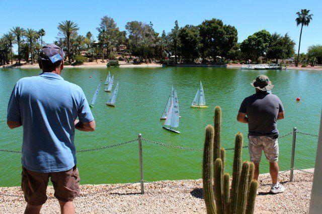 Viewpoint Lake in Sun City, AZ