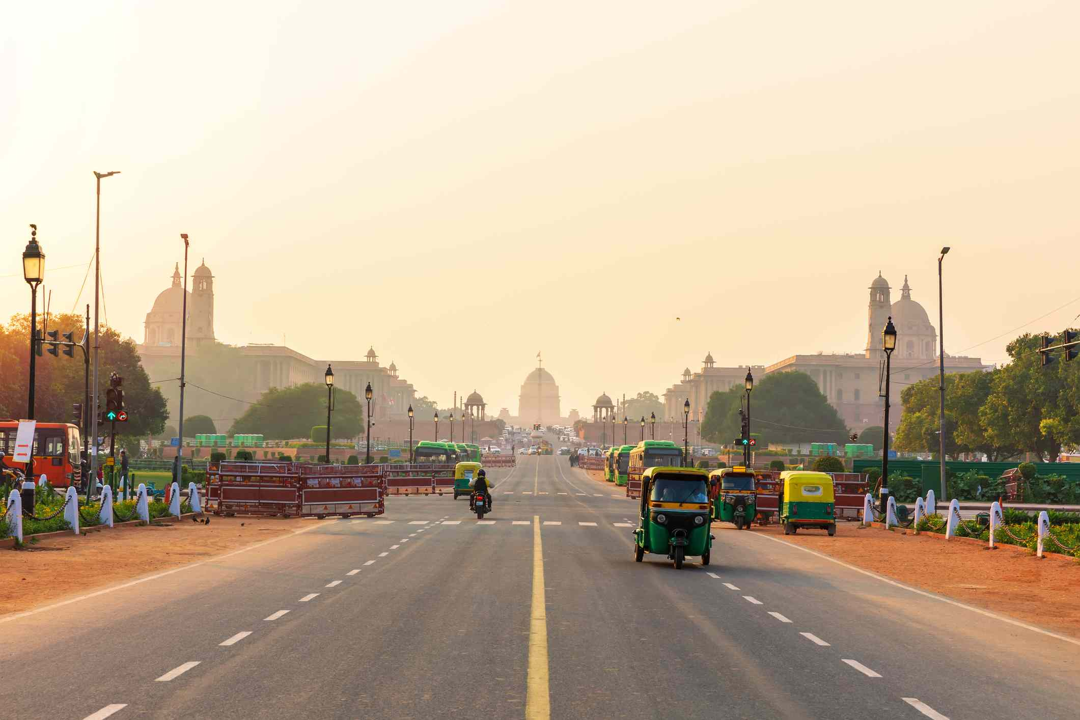 Rajpath, Delhi.
