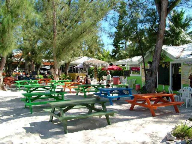 The Wreck Bar, Rum Point, Grand Cayman