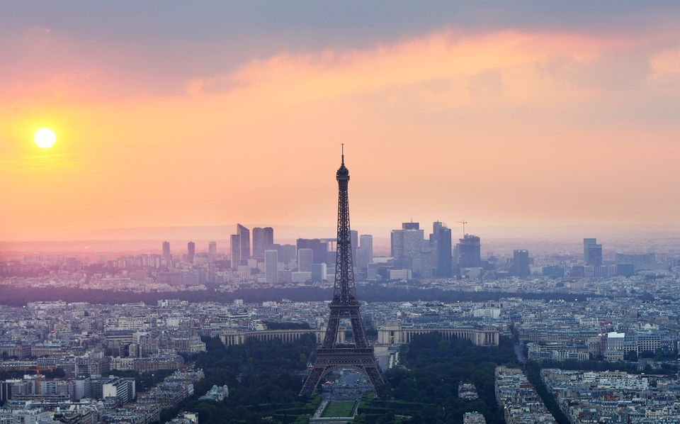 Where to Find the Best Panoramic Views of Paris?