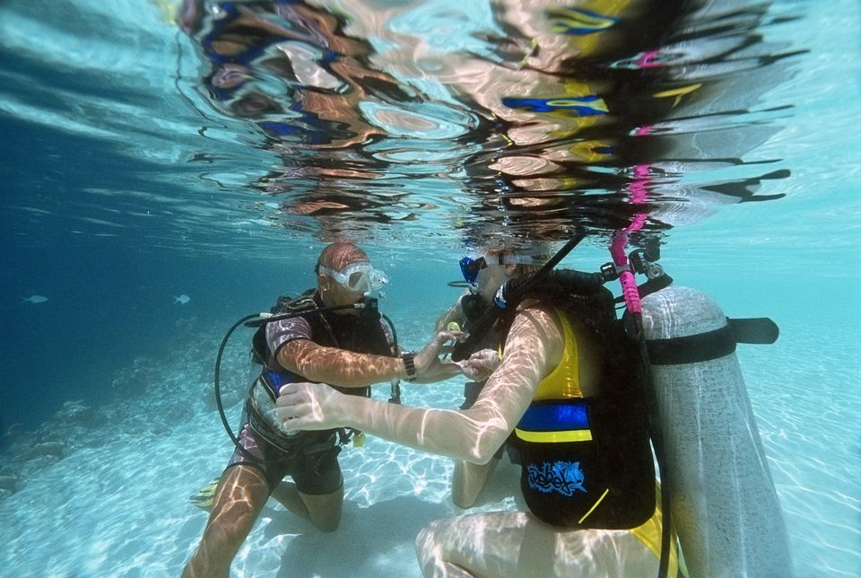 5 of the world s cheapest places to get scuba certified