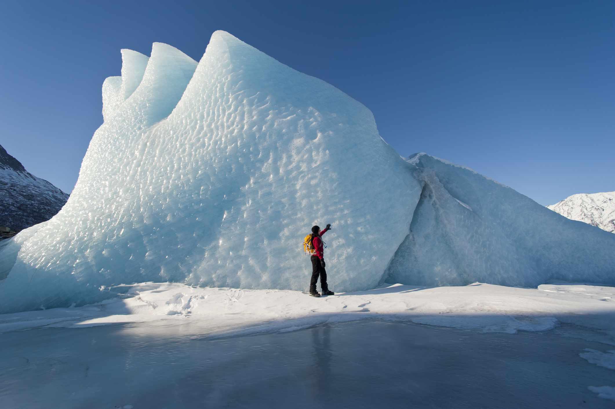 Alaska - Glacier - GettyImages-128067492