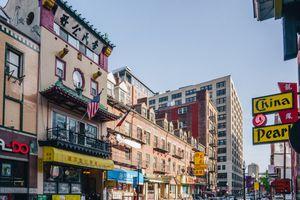 Boston's China town