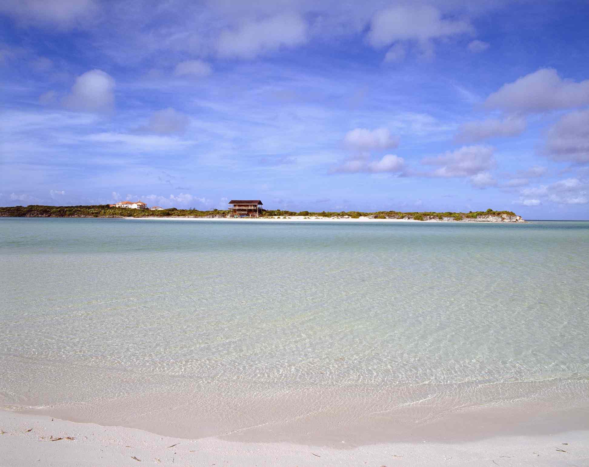 Sandy Point Beach, North Caicos