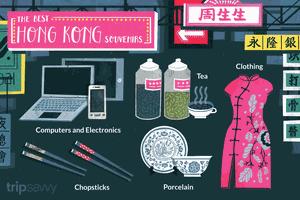 The Best Hong Kong Souvenirs