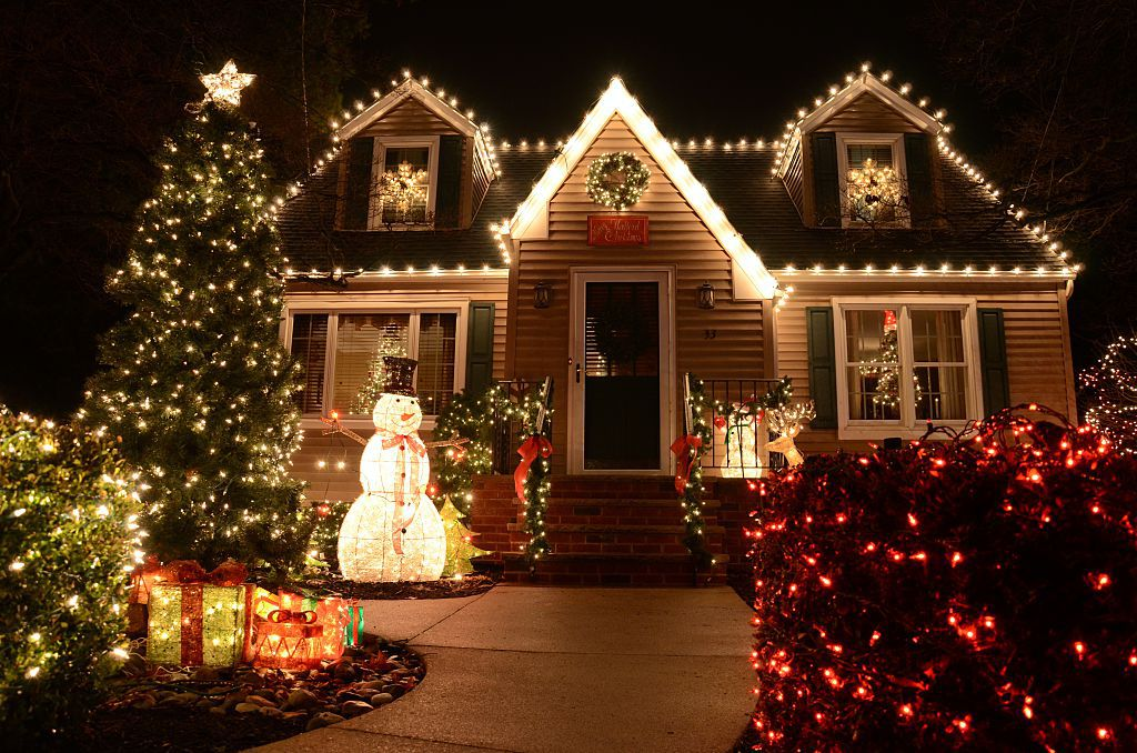 Residential Holiday Light Displays In Little Rock Ar