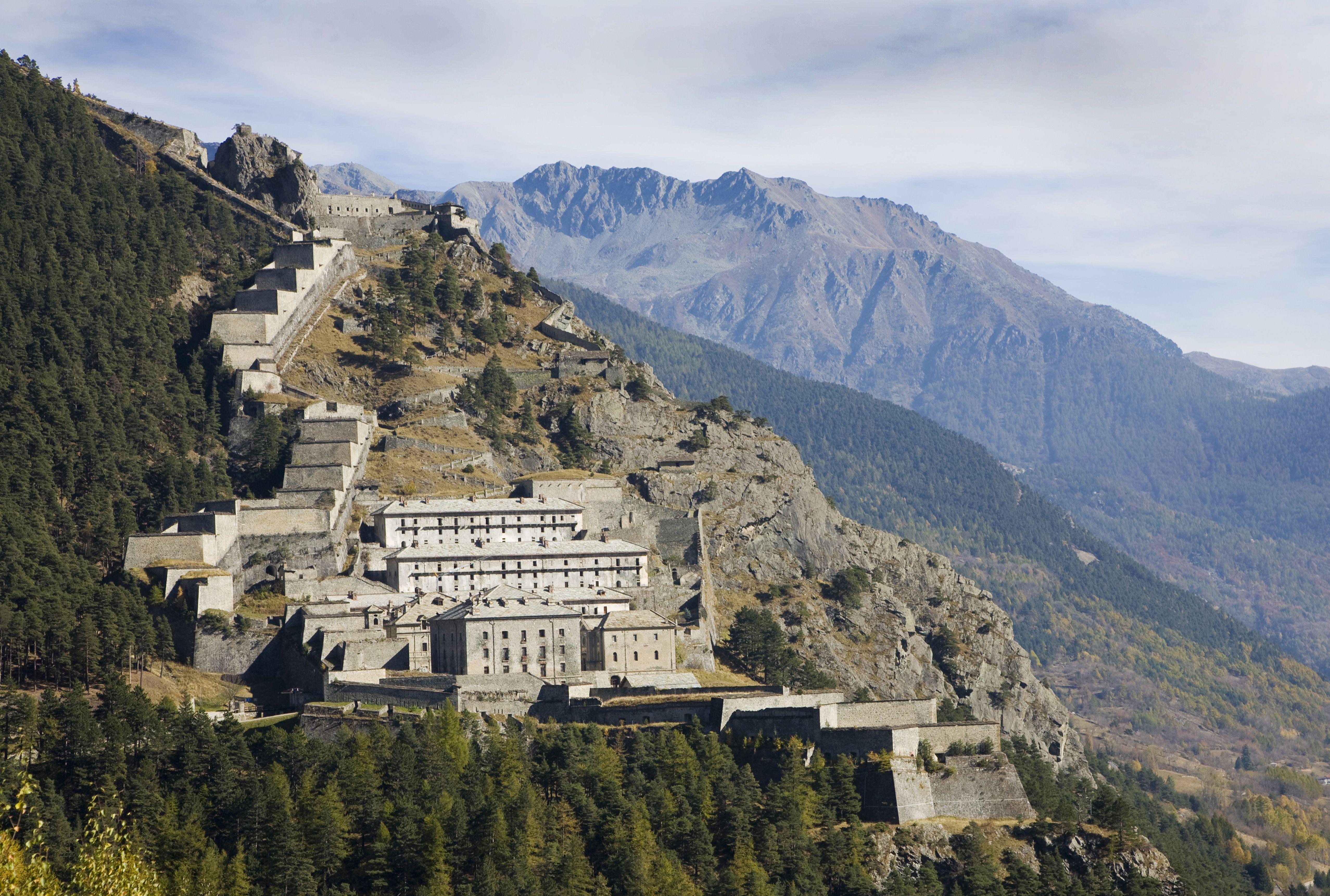 Italy, Piedimont, Val Chisone