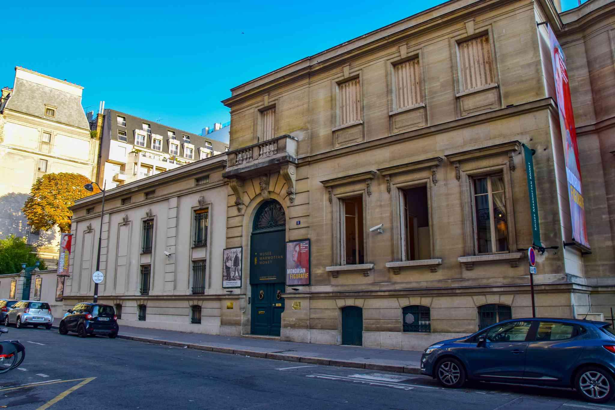 Marmottan-Monet Museum in Paris