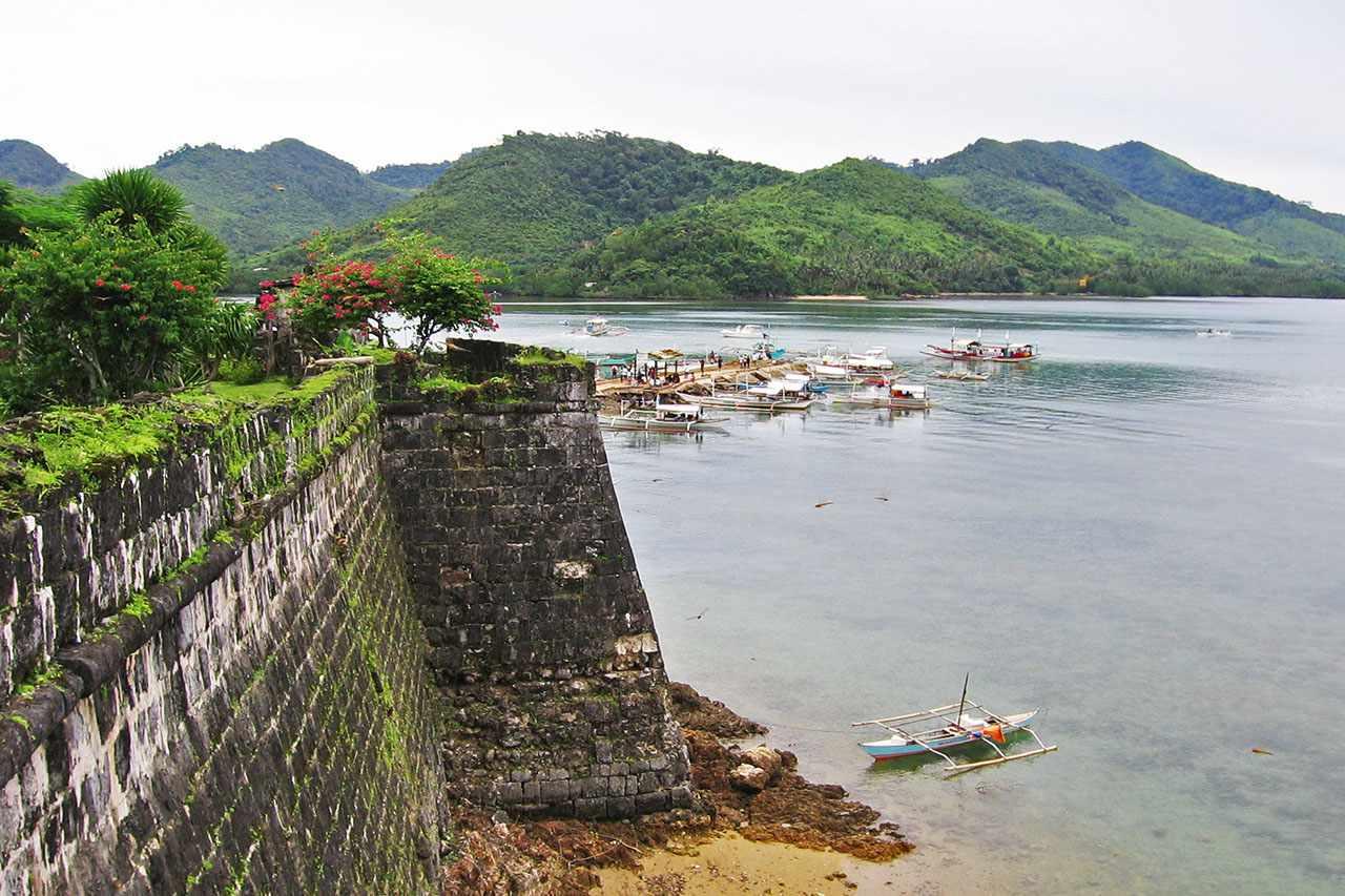 Fuerte Taytay, Palawan