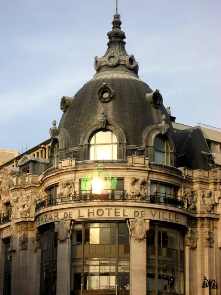 All About Bhv Department Store In Paris Full Guide
