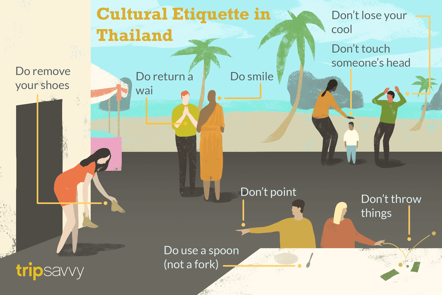 Guide To Cultural Etiquette In Thailand