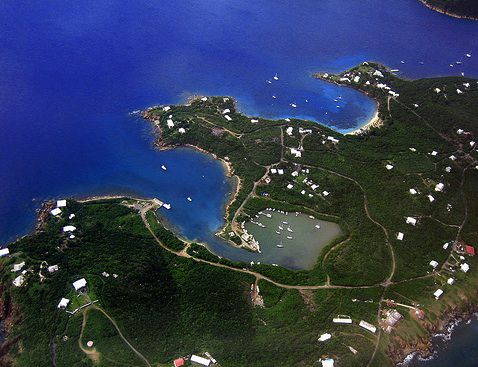 Water Island, U.S. Virgin Islands.