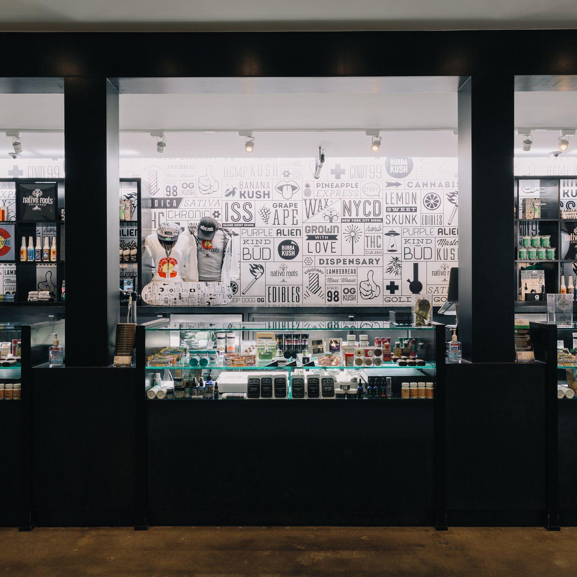 The 5 Coolest Dispensaries in Denver