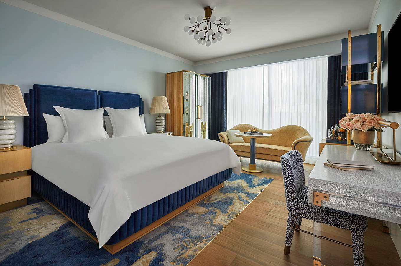 Room at Pendry West Hollywood