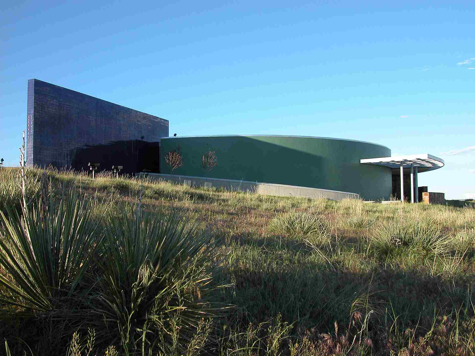 The National Historic Trails Interpretive Center