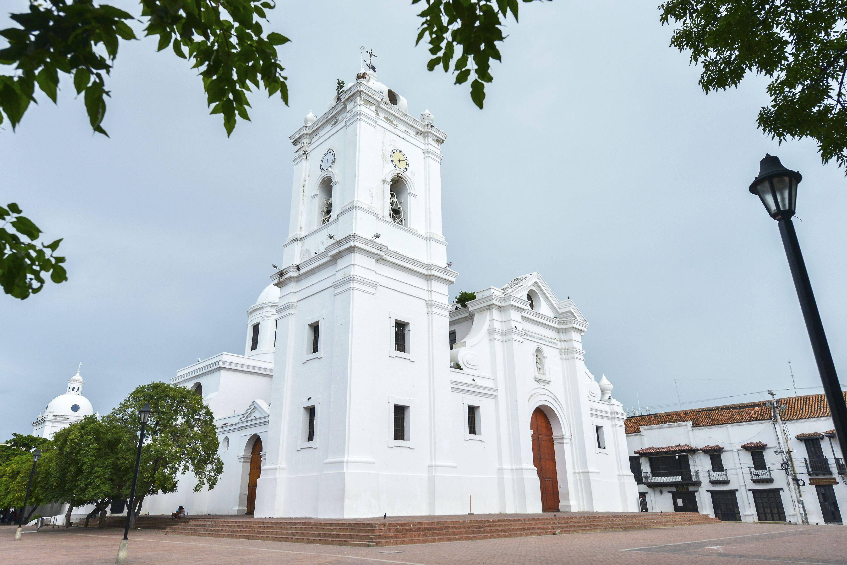 Cathedral of Santa Marta, Colombia