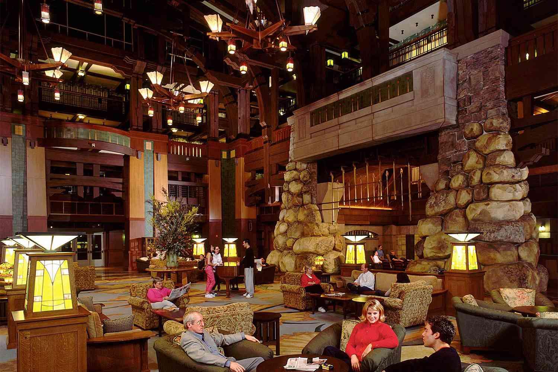 Disney S Grand Californian Hotel