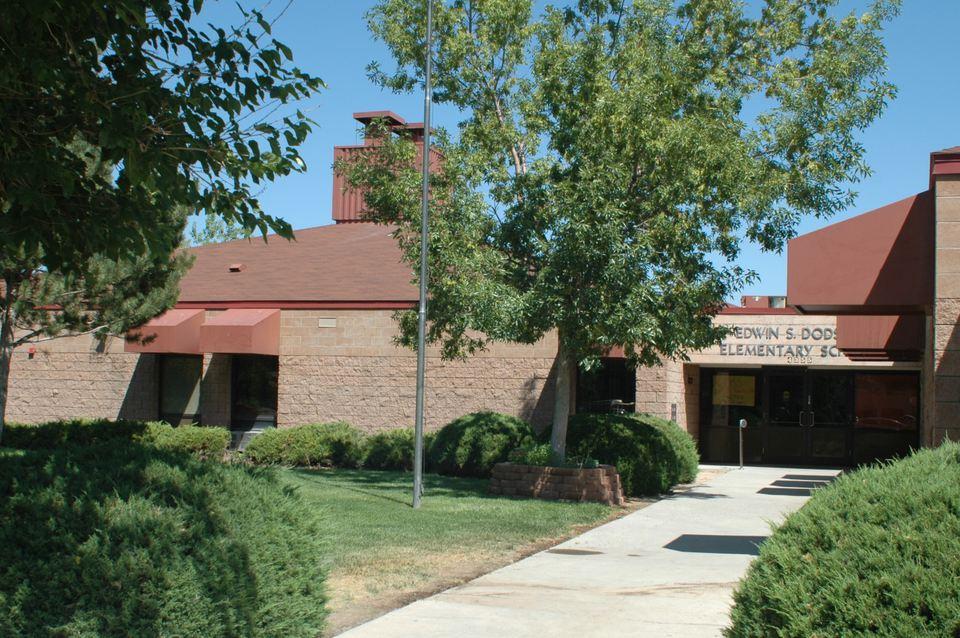 Edwin S. Dodson Elementary School in Reno, Nevada