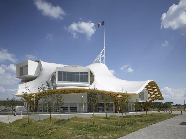 Pompidou-Metz Centre, Lorraine