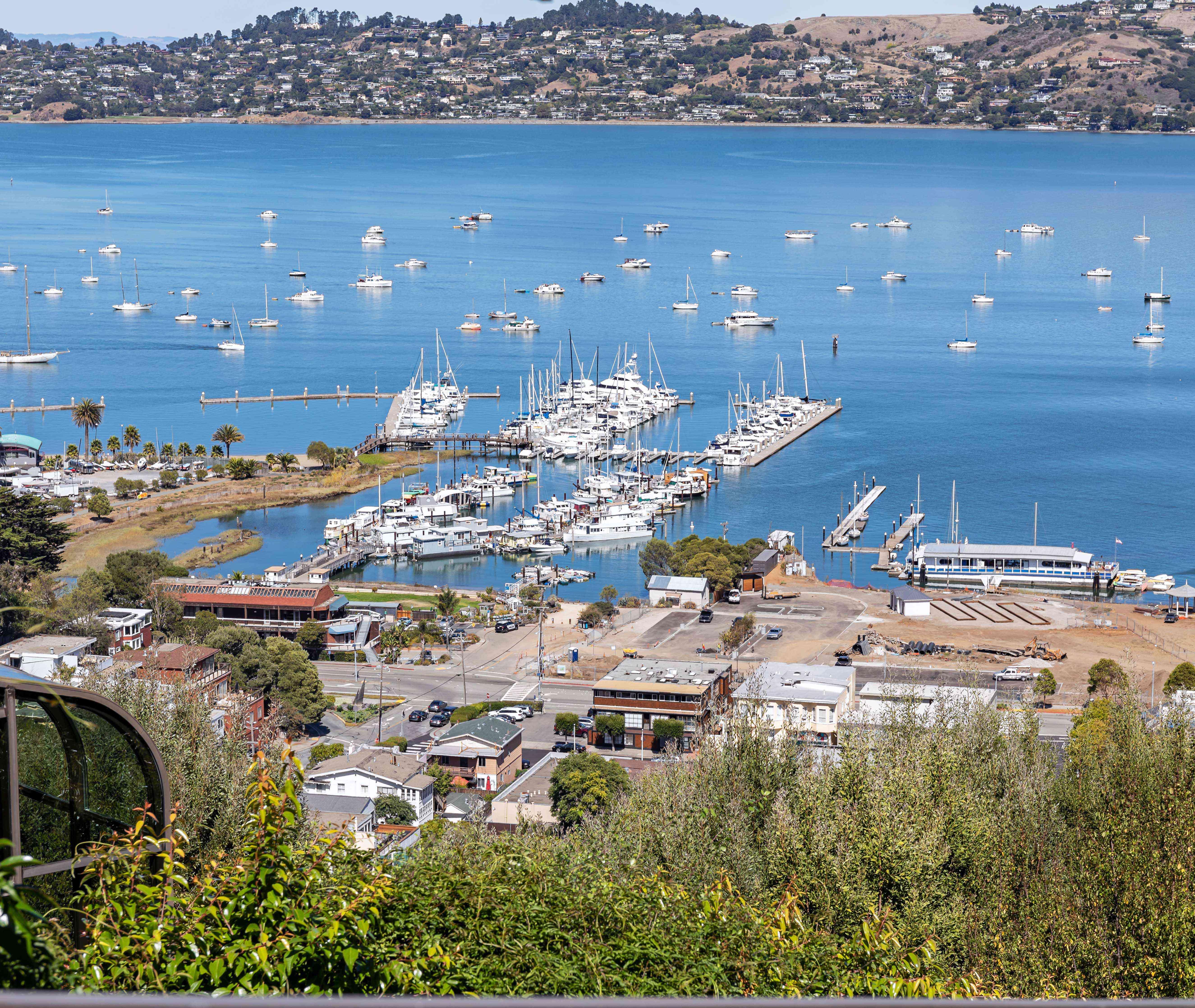 Sausalito, near San Francisco