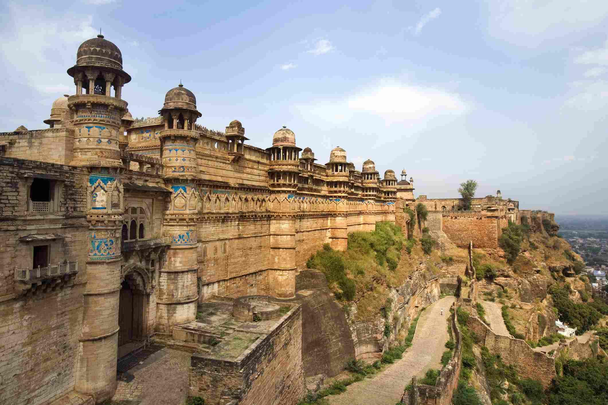 Gwalior Fort.