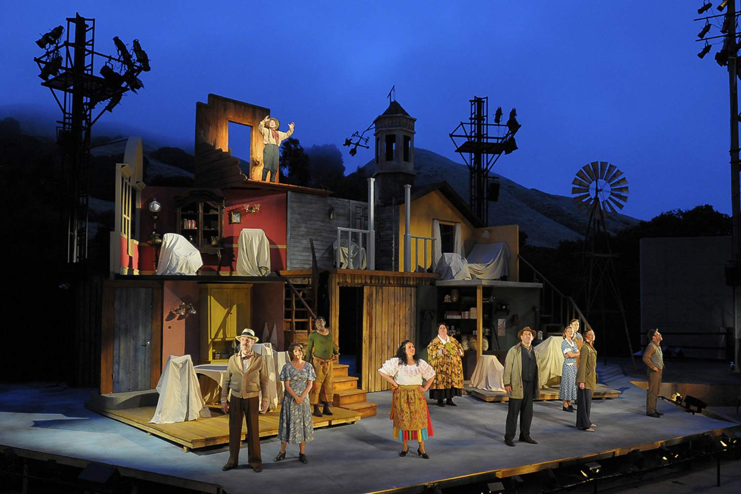 John Steinbeck's The Pastures of Heaven at Cal Shakes