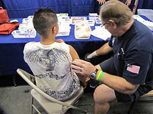 Free Immunization Clinics in Arizona