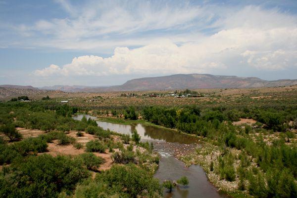 Valle Verde y Río Verde