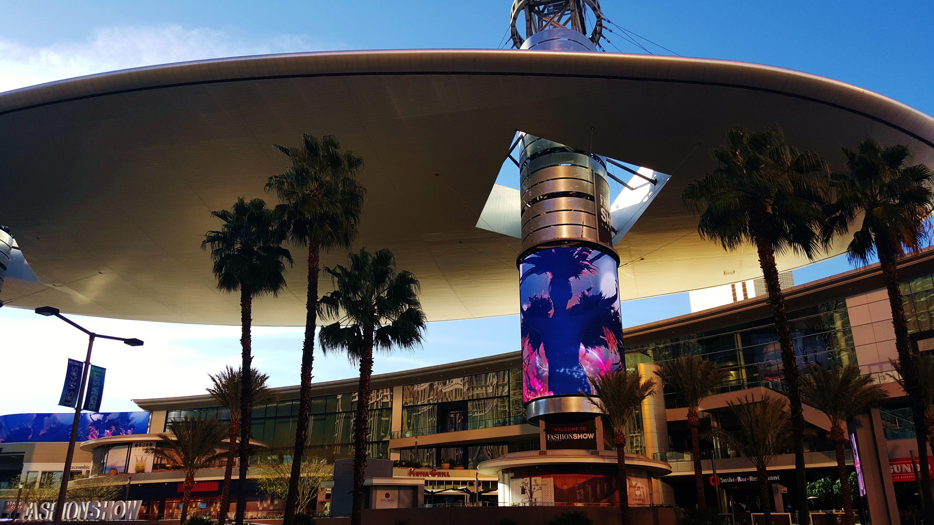 Fashion Show Mall in Las Vegas