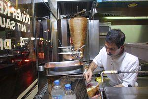 Berlin's doener kabob restaurant, Hasir
