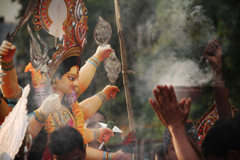 essay on my favourite festival durga puja