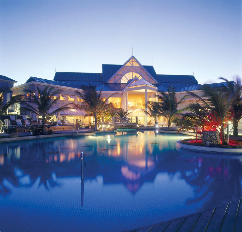 Tobago Island: Magdalena Grand Beach Resort, Tobago