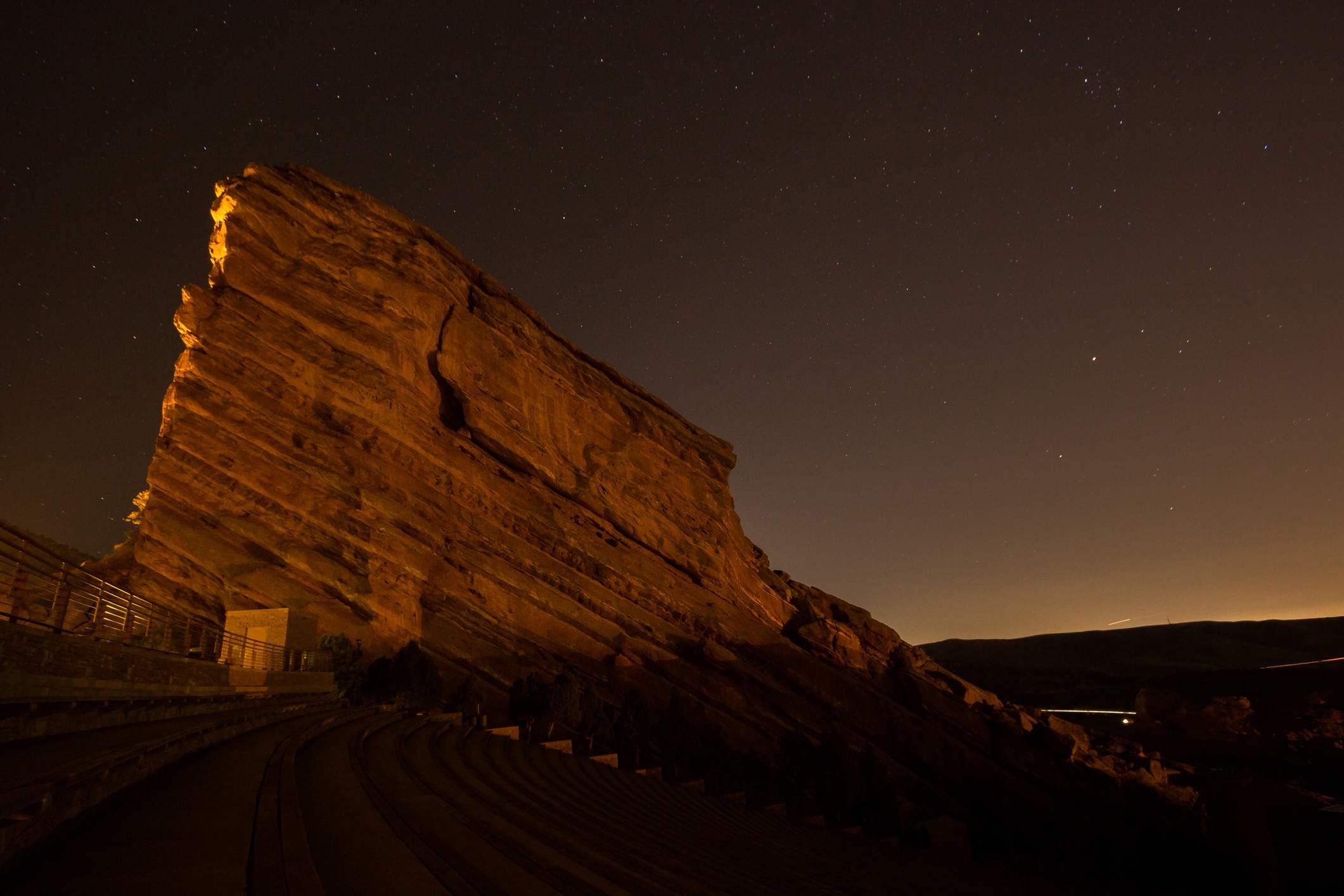 Anfiteatro Red Rocks
