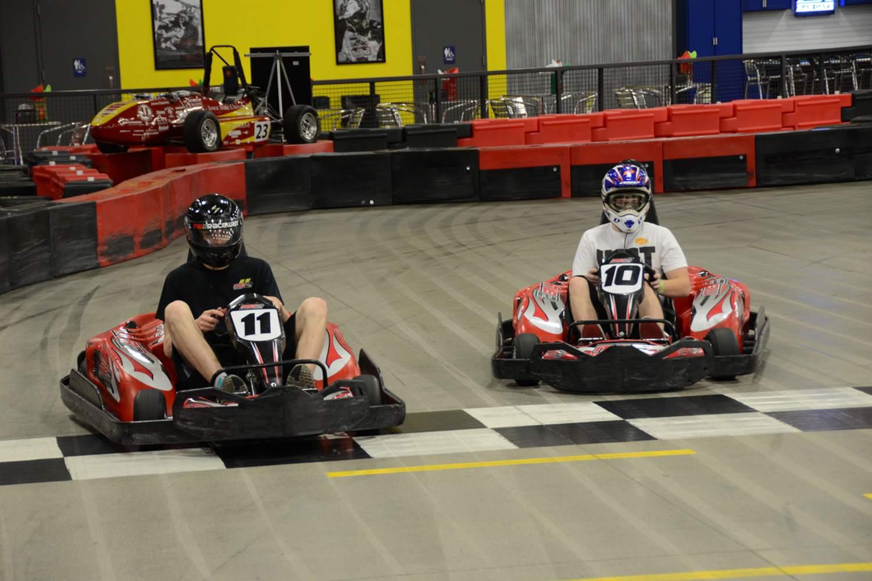 Kart Racing en MB2 Raceway