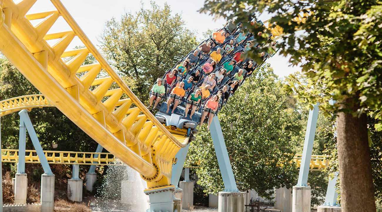 Hersheypark coaster